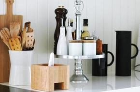 Những gợi ý lưu trữ đồ dùng nhà bếp gọn gàng và sạch sẽ hơn
