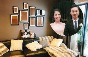 MC Thành Trung và vợ 9X dọn về nhà mới trước đám cưới