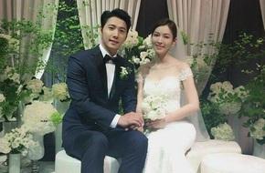 """Đám cưới riêng tư lãng mạn của mỹ nhân """"Thời quá khứ"""" Kim So Yeon"""