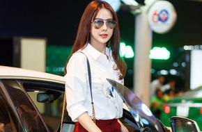 Diệp Lâm Anh háo hức sang Hàn Quốc gặp gỡ So Ji Sub