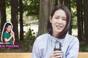 Son Ye Jin ấn tượng với Nhã Phương trong