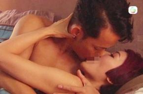 TVB lại gây sốc với cảnh ngoại tình táo bạo trong phim 'Cộng sự'