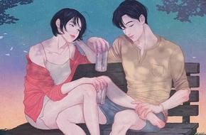 Truyện tranh: Những điều bé xíu chồng làm mà khiến vợ hạnh phúc ngất ngây
