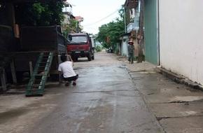 Hà Nội: Chồng sát hại vợ đêm rồi dọn dẹp hiện trường, đợi đến sáng đi gặp người thân báo tin