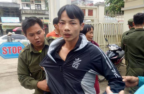 Hà Nội: Sự thật chuyện vào viện thăm bố bị bảo vệ bệnh viện hành hung dã man