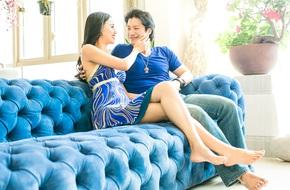 'Phát ghen' với hình ảnh 'góc nhỏ bình yên' của vợ chồng Dustin Nguyễn - Bebe Phạm