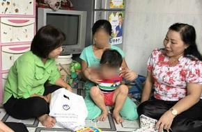 Hội Bảo vệ Quyền trẻ em TP.HCM vào cuộc, thăm hỏi các bé bị bạo hành ở trường Mầm Xanh
