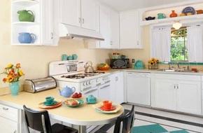 7 căn bếp nhỏ nhưng đẹp lung linh khiến ai nhìn cũng phải mê tít