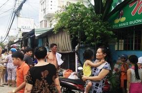 Bảo mẫu hành hạ trẻ dã man tại Sài Gòn: Đánh để dọa cho trẻ ăn nhiều hơn?