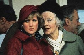 Bà ngoại của Công nương Diana hối hận vì biết rõ cháu mình