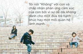 Muốn dạy con ngoan, trưởng thành, mọi bà mẹ cần học cách nói