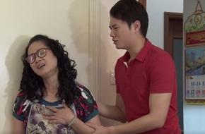 Mẹ chồng khó tính gào thét với con trai: