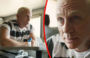 'Điệp viên 007' Daniel Craig gây sốc với vai diễn gã tù 'bá đạo'