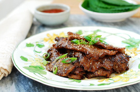 Món ngon cuối tuần: Bò nướng kiểu Hàn Quốc