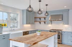 8 căn bếp 'xanh mượt' chỉ nhìn đã thấy yêu ngay tắp lự