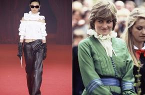 Công nương Diana trở thành nguồn cảm hứng trong BST mới của thương hiệu Off-White