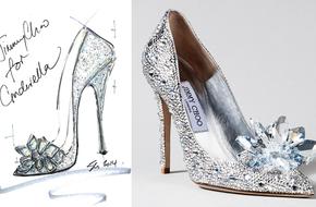 Trước khi 'bán mình' cho Michael Kors, Jimmy Choo đã là đôi giày trong mơ của mọi cô gái