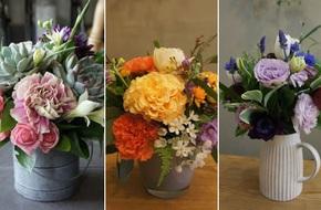 3 cách cắm hoa đơn giản trang trí nhà cho Tết thêm rực rỡ