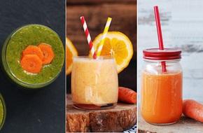 3 cách chế biến sinh tố cà rốt thơm ngon dinh dưỡng