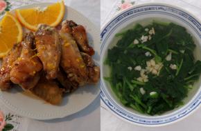 Ngày bận rộn làm 2 món cho bữa tối đơn giản mà vẫn ngon