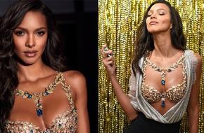 9 điều không phải ai cũng biết về Lais Ribeiro - thiên thần mặc Fantasy Bra 2 triệu đô của Victoria's Secret
