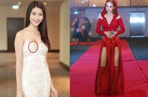 Không chọn đúng nội y đã khiến kha khá sao Việt lọt top sao mặc xấu tháng 9