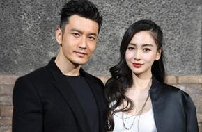 Angelababy trách Huỳnh Hiểu Minh quá bận rộn để cô trông con vất vả