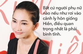 Kim Hiền: 7 năm sau ly hôn, chồng cũ – chồng mới xem nhau như bạn bè thân thiết