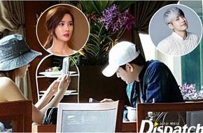 """""""Người đẹp dao kéo"""" Lee Da Hae tiết lộ chuyện tình với bạn trai tai tiếng"""