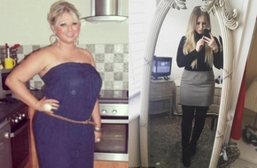 Không làm thì thôi chứ đã giảm cân thì phải từ 88 kg xuống thành người mẫu như cô này này