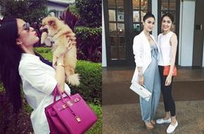 Cuộc sống sang chảnh của cô nàng vợ thượng nghị sĩ, mỹ nhân số 1 Philippines, bạn của Tăng Thanh Hà