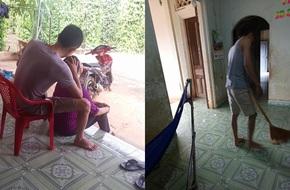 Anh con rể 'quốc dân': Lần nào về ngoại cũng tỉ mẩn ngồi nhổ sợi tóc bạc, quét nhà cho mẹ vợ
