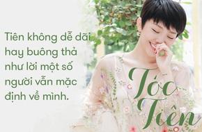 Tóc Tiên: Tôi yêu mù quáng nhưng không buông thả như những gì người ta nghĩ