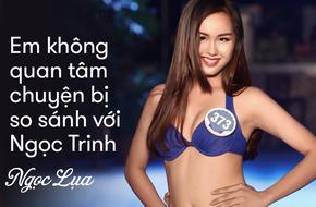 Thí sinh Hoa hậu Đại Dương trải lòng sau màn ứng xử ngây ngô: