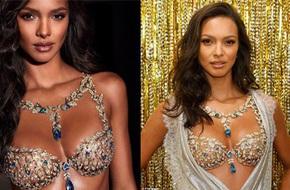 Victoria's Secret chính thức hé lộ chiếc Fantasy Bra long lanh trị giá 45 tỷ VNĐ và