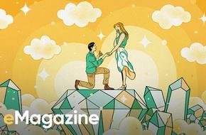 Cô gái nào cũng có một mơ ước nhỏ: Nhận được lời cầu hôn từ người mình yêu nhất