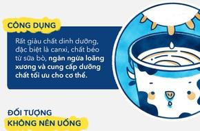 Nắm rõ loạt tên sữa theo quy chuẩn mới rồi thì công dụng của chúng cũng là thứ bạn không thể bỏ qua