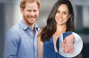 Không chỉ có tình yêu mật ngọt, lời cầu hôn và nhẫn đính hôn của Hoàng tử Harry cũng tựa như cổ tích