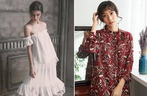 Điệu một chút ngày 8/3 với những thiết kế váy nữ tính giá dưới 850 nghìn đến từ thương hiệu Việt
