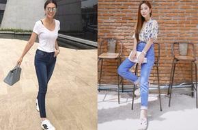 Dù là chân dài hay ngắn, thì liệu bạn có chắc mình đã tìm đúng kiểu quần jeans
