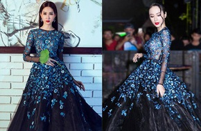"""Mới đầu năm mà các người đẹp Việt đã đụng hàng """"lia lịa"""""""
