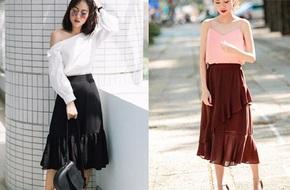 Nàng điệu đà đừng bỏ qua những mẫu chân váy hè giá dưới 500 ngàn của các thương hiệu Việt này nhé!