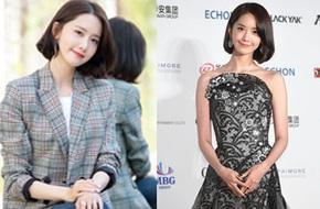 Từ khi cắt tóc ngắn, Yoona mặc đồ điệu đà cũng đẹp mà cá tính cũng xinh
