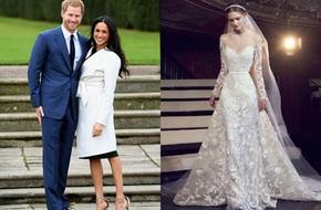 Sang năm mới cưới, nhưng đã có loạt dự đoán về chiếc váy mà hôn thê của Hoàng tử Harry sẽ mặc