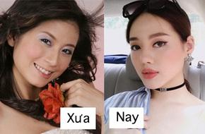 Hơn chục năm nhìn lại, tiêu chí trang điểm của hotgirl Việt đã thay đổi như thế nào!