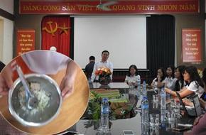 Vụ bữa ăn đạm bạc của học sinh tiểu học: Lập đoàn công tác kiểm tra chất lượng bữa ăn tại trường Tiểu học Nam Trung Yên