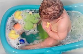 Cảnh báo: Trẻ có thể tử vong chỉ vài phút ở một mình trong phòng tắm