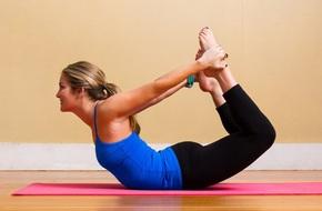 4 bài tập yoga giúp giảm đầy hơi, chướng bụng trong vài phút