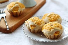 Không cần lò nướng vẫn làm được bánh phô mai xốp mềm thơm ngon cho bữa sáng