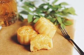 Bánh Trung thu nhân custard đang cực hot - bạn đã biết làm chưa?